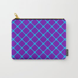 Square Pattern 1 Carry-All Pouch
