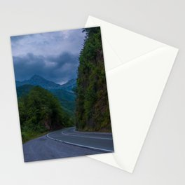 Mountain Road Montenegro Stationery Cards