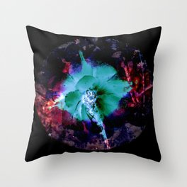 Rapid Calm Throw Pillow