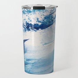 It Comes In Waves II Travel Mug