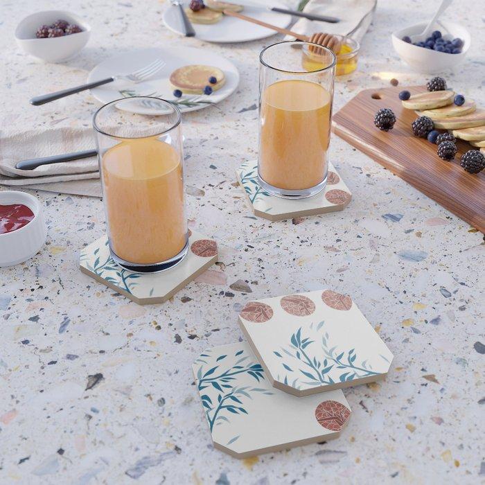 Zen garden Coaster