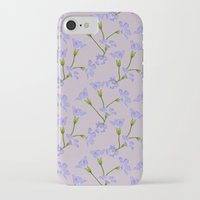kansas iPhone & iPod Cases featuring Kansas Floral by Hannah Hughes