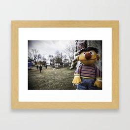 Heidelberg Project 3 Framed Art Print