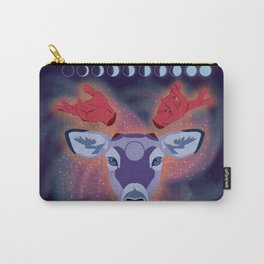 Hands of Time Carry-All Pouch