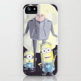 Moon Gru iPhone Case
