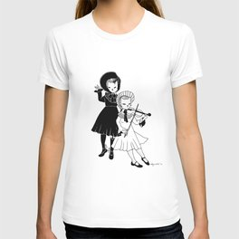 Violin players T-shirt
