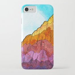 The Tall Cliff iPhone Case