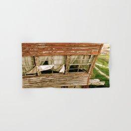 Weathered Wood Hand & Bath Towel