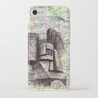 minnesota iPhone & iPod Cases featuring Minnesota by Ursula Rodgers