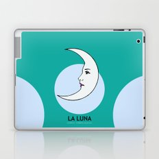 La Luna Mexican Loteria Card Laptop & iPad Skin