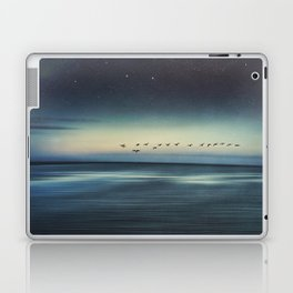 Currents - Abstract seascape Laptop & iPad Skin