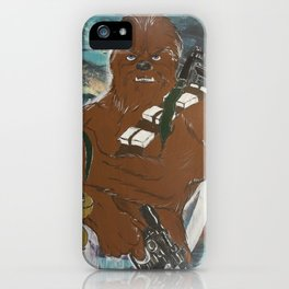 Lock and Load Chewie iPhone Case