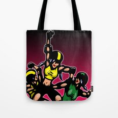 Roller derby xx Tote Bag