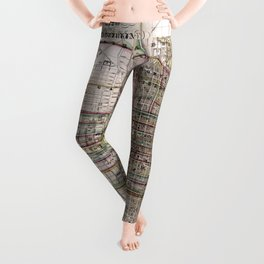 Philadelphia -Pennsylvania -United States - 1830 Leggings