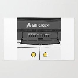 Mitsubishi Rug