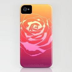 Delicate Rose iPhone (4, 4s) Slim Case