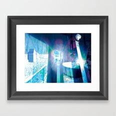 Niskenga Framed Art Print