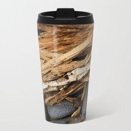 Rocks and Kindling Travel Mug