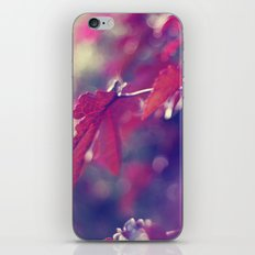 feeling like fall iPhone & iPod Skin