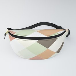 Woven Ice Cream Fanny Pack