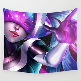 Dj Sona Ethereal Wall Tapestry