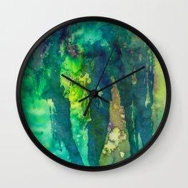 Abstract No. 296 Wall Clock