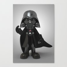 Skull Vader Canvas Print
