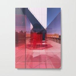 Whitney Museum Metal Print