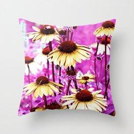 Flowers 72 Throw Pillow