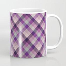 Pink purple rose violet graphic design Coffee Mug