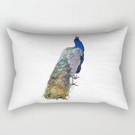 Bird Of Juno Rectangular Pillow