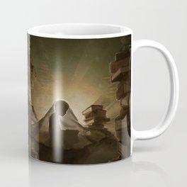 A Little Night Reading Coffee Mug