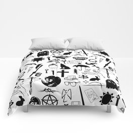 Buffy Symbology, Black Comforters