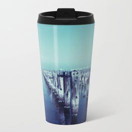 Princes Pier Metal Travel Mug