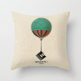 Gymnopedie No.1 - Erik Satie Throw Pillow
