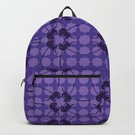Paintbrush Flowers Clovers Backpack