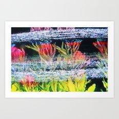 Nature Wins Art Print
