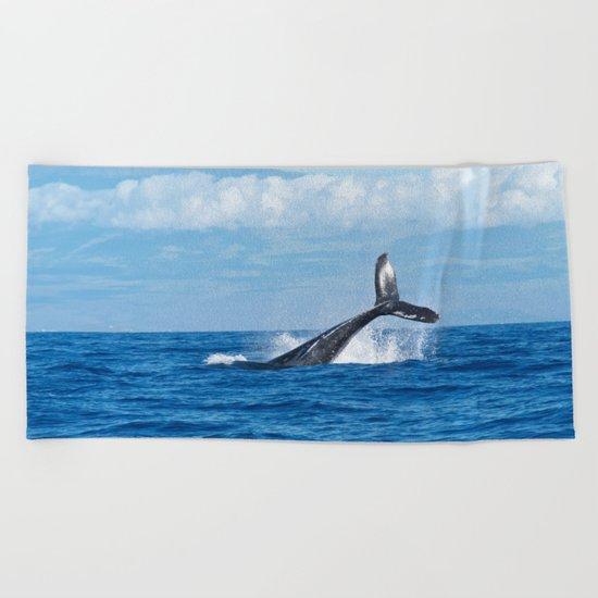 Free Billy Beach Towel