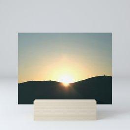 Sunrise #5 Mini Art Print