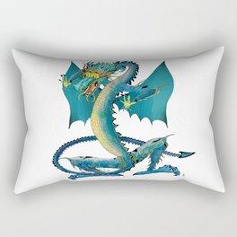 Dragons/Japan Dragon Rectangular Pillow