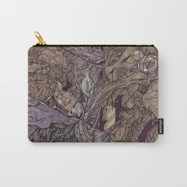 Half heart 2018 Carry-All Pouch