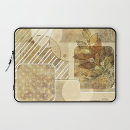 The old map . Grunge . Retro . Vintage . Laptop Sleeve