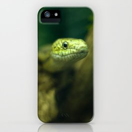 In your face! iPhone Case