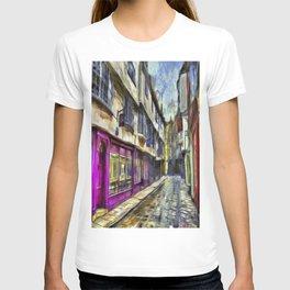 The Shambles York Van Gogh T-shirt