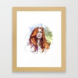 Karole  Framed Art Print