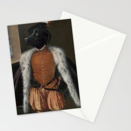 Prince Lupo Stationery Cards