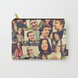 social media people Carry-All Pouch