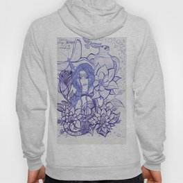 Cover Art_ Ink Concept Sketch Hoody