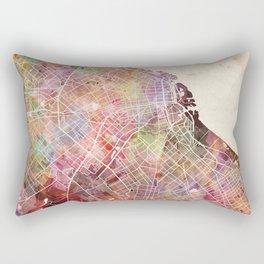 Buenos aires Rectangular Pillow
