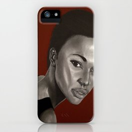 Kayla Haynes iPhone Case